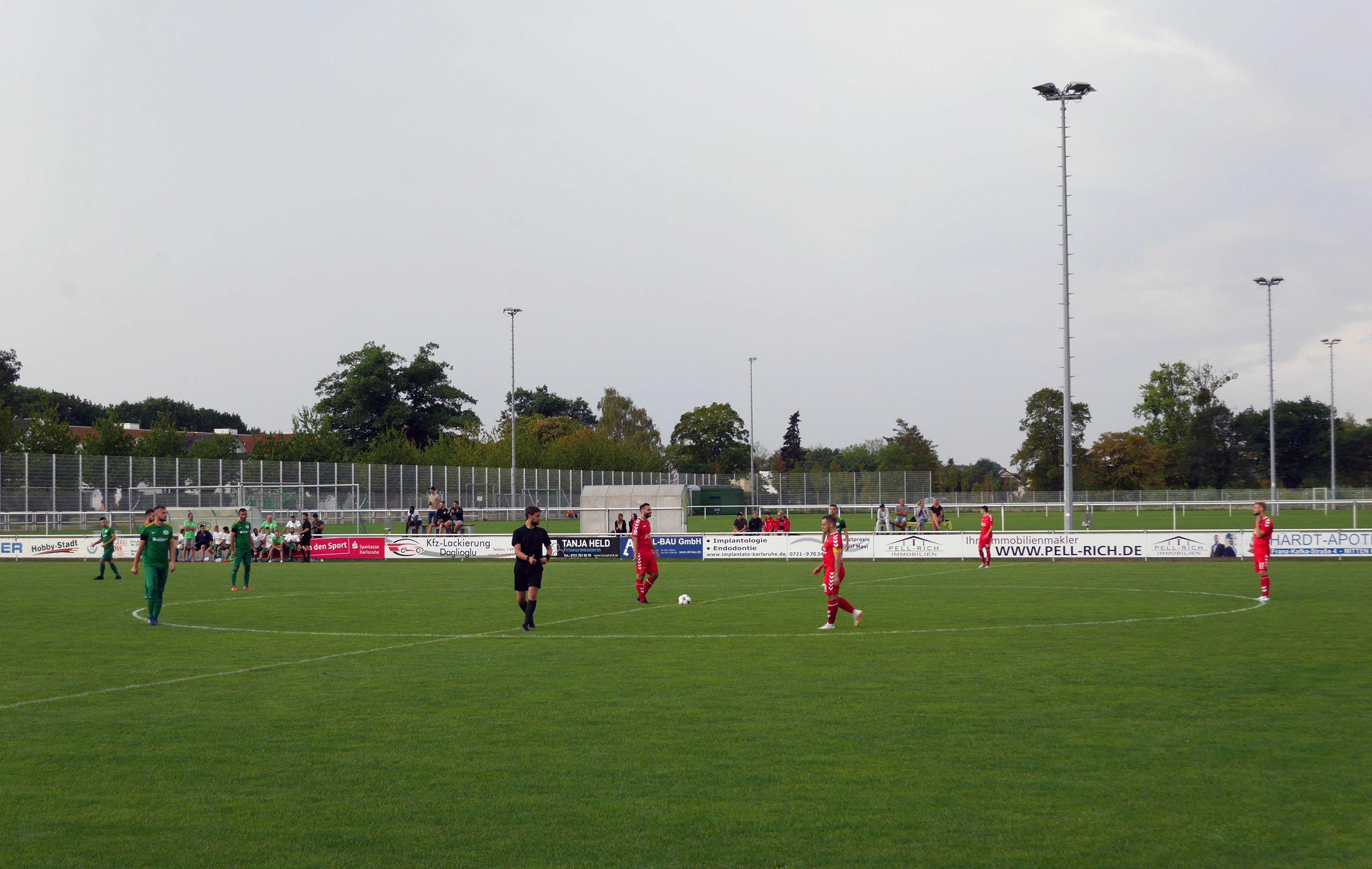 Anstoß zur Landesliga 18/19!