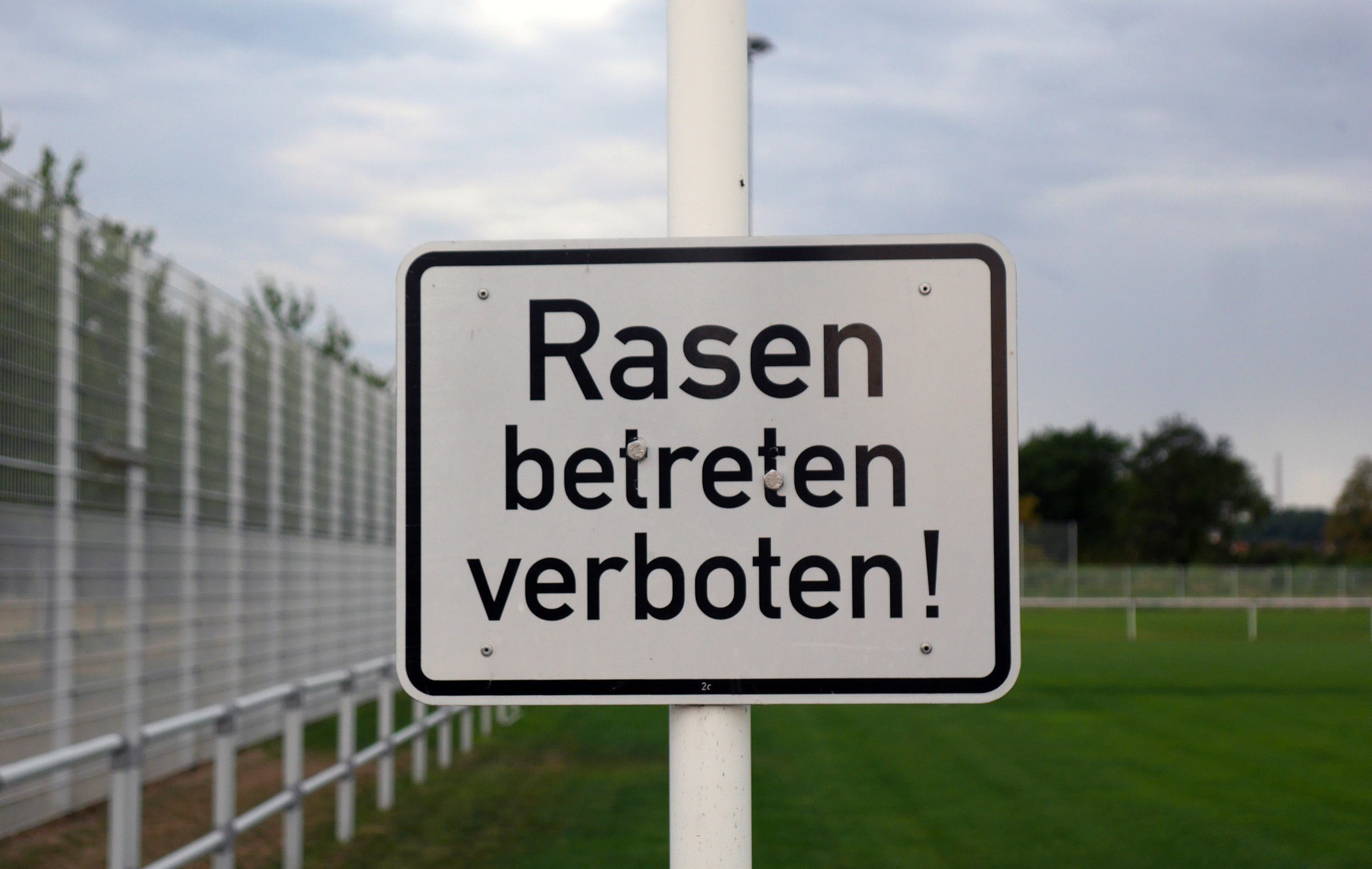 Verboten!