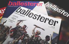 ballesterer-Hefte