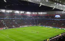 Halbzeit: Bayer 04 Leverkusen vs Atlético de Madrid 0:2