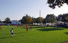 DJK Blau-Weiß Mühlburg vs ASV Durlach 1:0