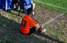 Nach getaner Arbeit durfte Mühlburgs Alex sich verdientermaßen ausruhen…