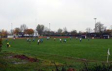 DJK Blau-Weiß Mühlburg vs VfB Knielingen 2:1