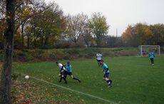 Verbissene Zweikämpfe prägten das Match…