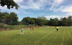 DJK Blau-Weiß Mühlburg vs FC Germania Neureut 07 5:2