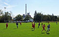 DJK Blau-Weiß Mühlburg vs SC Wettersbach 2:1