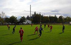 DJK Blau-Weiß Mühlburg vs SC Wettersbach 1:2