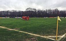 Torjubel des FC Germania nach dem 1:0…