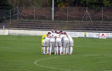 The Huddle beim FC Español