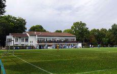 Der alte Platz des Vorgängervereins VfB Südstadt.