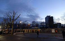 Blaue Stunde über der Meinau…