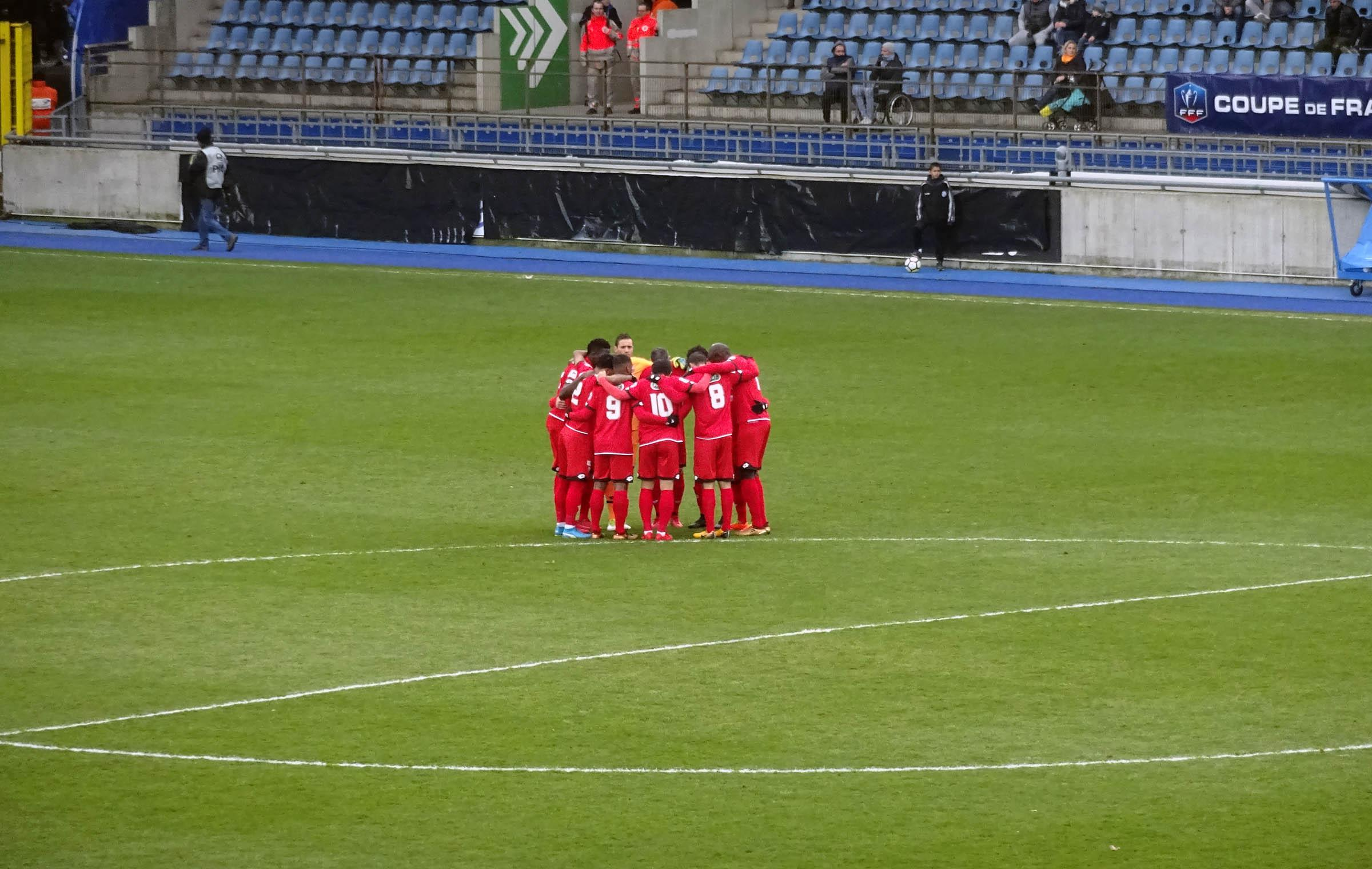 The Huddle – Dijon.