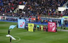 Racing vs Metz