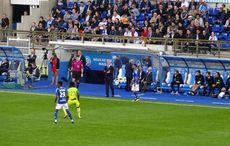 Claudio Ranieri sieht das Geschehen mit Wohlgefallen…