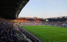 Das Stade de la Meinau war gut gefüllt…