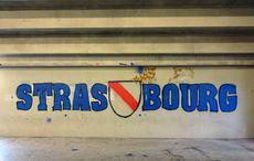Graffito.