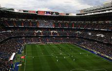 Real Madrid vs Sporting de Gijon – Anpfiff zur zweiten Halbzeit