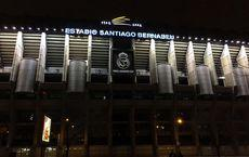 Das Bernabéu…