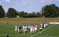 Rang 2 in der Abschlusstabelle –Applaus für den SC Victoria Mennrath!