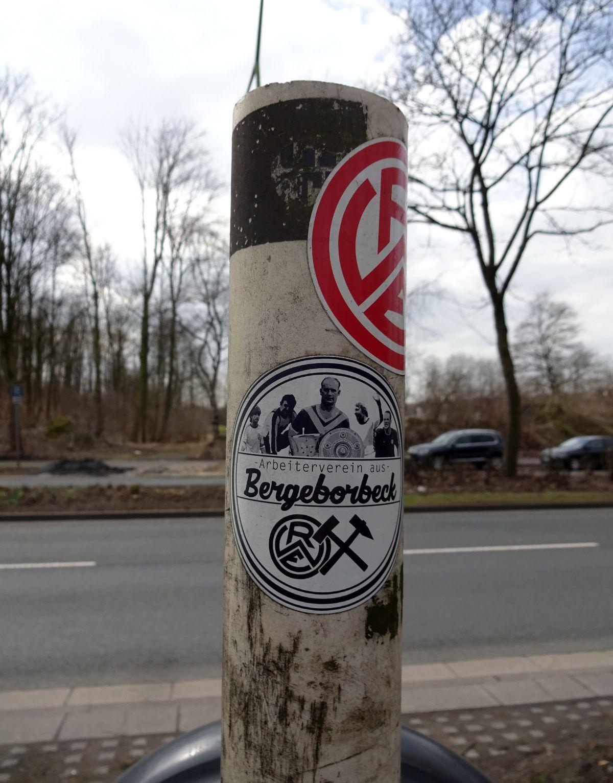 »Arbeiterverein aus Bergeborbeck«