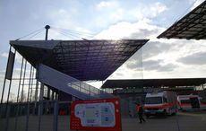 Stadion Essen im Sonnenschein…