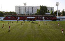 SG Sacavenense vs Atlético CP 4:0