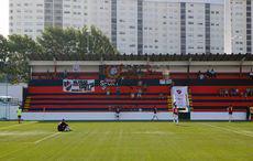 Saca jubelt – Atléticos Torwart ist bedient…