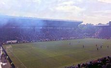 Premiere: Der erste Spielabbruch in über 35 Jahren Fußball im Stadion…