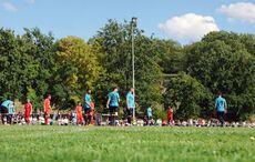 Da war was los: Oberderdingen-Derby in Bretten…