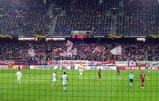 It was fun while it lasted: Ein frühes Führungstor und eine fast 55 Minuten erfolgreiche Abwehrschlacht brachte Celtic die 1:0-Pausenführung…