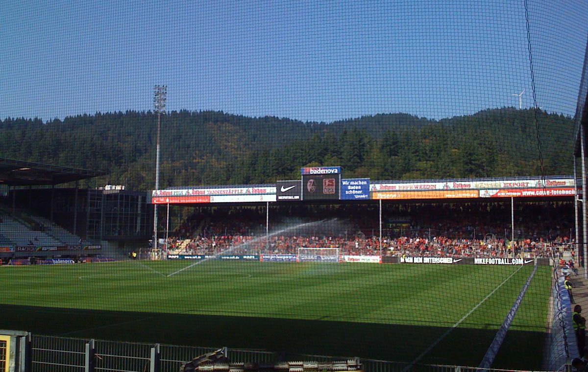 Letzter Besuch in Freiburg: 2009. Gewonnen wurde seitdem nicht…