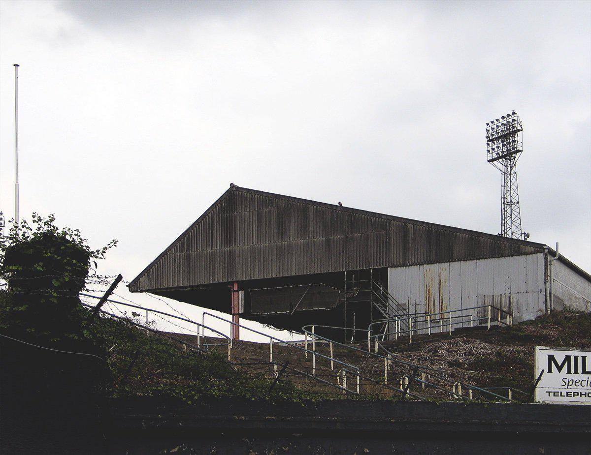 Bild: Dens Park, Dundee FC