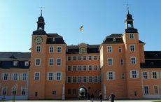 Das pittoreske Schloss…