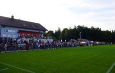 Guter Besuch beim Fußballkreis-Derby…