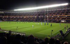 Das erste Rugbyspiel: Edinburgh vs Glasgow, 2.1.2015, 20:8