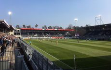 SV Sandhausen vs FC Erzgebirge Aue 1:1