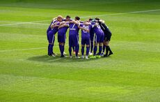 The Huddle bei Aue…