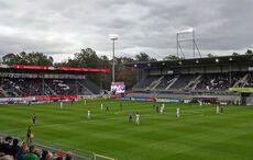 SV Sandhausen vs FC Erzgebirge Aue 2:2