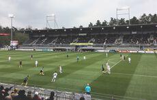 SV Sandhausen vs Dynamo Dresden 3:1