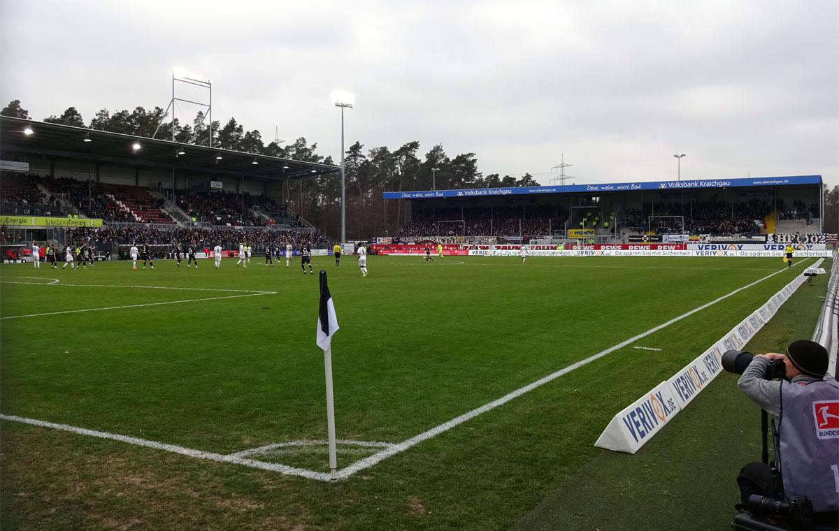 SV Sandhausen vs FC St. Pauli 0:2