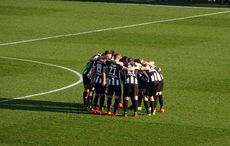 The Huddle beim SVS
