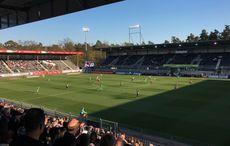 SV Sandhausen vs SpVgg Greuther Fürth 0:0