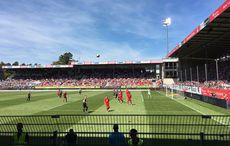 SV Sandhausen vs Hamburger SV 0:3