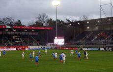 SV Sandhausen vs KSV Holstein 2:2