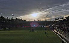 Nur in Sandhausen: Luftballons für den Sponsoren-Geburtstag!