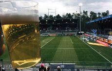 Derby-Stadion-Bier