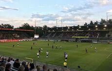 SV Sandhausen vs VfL Osnabrück 0:1