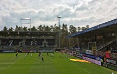 SV Sandhausen vs SC Paderborn 1:1