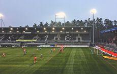 SV Sandhausen vs Jahn Regensburg 2:2