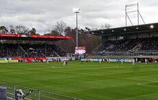 SV Sandhausen vs FC St. Pauli 4:0